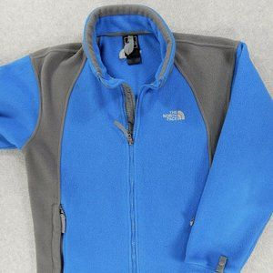 The North Face Midweight Fleece Jacket Boys Large